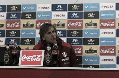 Gareca cumple ya dos años al mando de la Selección Peruana. (Foto: elbocon.pe)