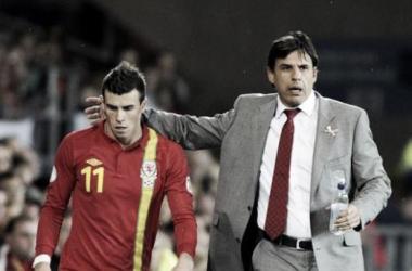 Bale es convocado con Gales a pesar de su lesión