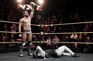 Resultados NXT 24/01/2018