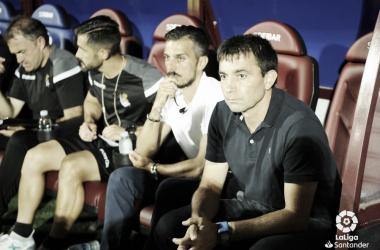 """Asier Garitano: """"La exigencia es máxima, así entiendo yo el fútbol"""""""