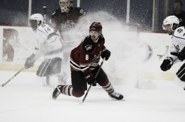 Conor Garland of the AHL Tucson Roadrunners (Photo:Chris Hook)