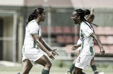 Com direito a goleada, time feminino do América-MG vence mais uma na Copa BH
