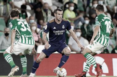 Gareth Bale y la posibilidad de renovar con el Real Madrid