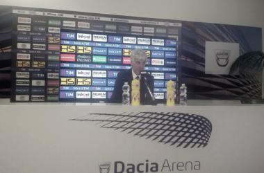 """Atalanta - Gasperini: """"Sconfitte gravi, la squadra non lotta più come una volta in campionato"""""""