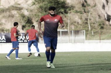 """Gastón deseja bom resultado contra Luverdense: """"A gente tem que fazer nosso papel"""""""