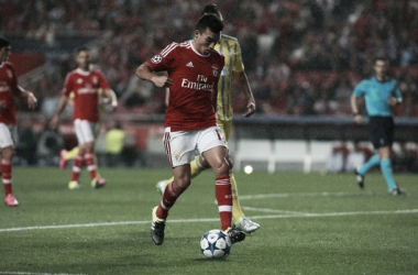 Foto: SL Benfica Facebook