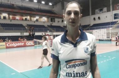 Gattaz destacou o crescimento do Minas na Superliga (Foto: Isabelly Morais/VAVEL Brasiil)