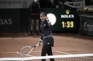 Semifinalista no ano passado, Konta cai para Gauff na estreia de Roland Garros