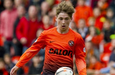 Ryan Gauld has been a key man for Dundee United this season.