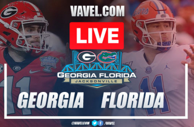 Georgia Bulldogs vs Florida Gators: LIVE Stream Online and Football Updates (24-17)