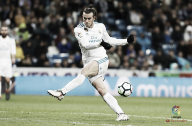 Gareth Bale. Fonte: LaLiga.es