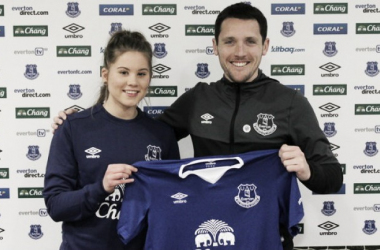 Everton Ladies sign Brougham