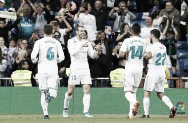 Gareth Bale, doppietta contro il Celta. Fonte: LaLiga.es