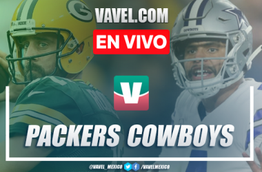 Cowboys 24-34 Packers EN VIVO online