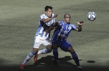 El último encuentro fue una dura derrota para el conjunto dirigido, en ese entonces, por Diego Martínez..