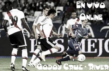 Godoy Cruz - River, Torneo Inicial 2013 así lo vivimos