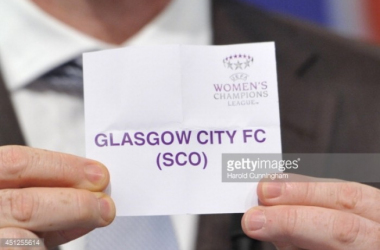 UEFA Women's Champions League - Glasgow City (1) 1-2 (3) Eskilstuna United: Hosts made to pay for conceding early
