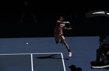 Australian Open, Dimitrov piega Rublev. Avanti Carreno Busta