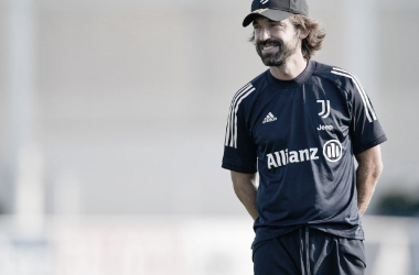À beira do campo, Pirlo comanda Juventus contra Sampdoria na volta do Italiano