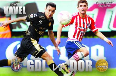 Previa Chivas - Dorados: una Copa MX más en juego