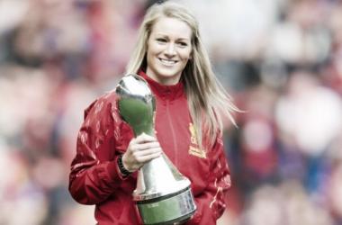 Gemma Bonner, zagueira da Inglaterra, fala sobre preparação da seleção para 2018
