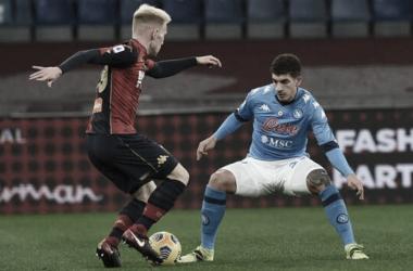 Experientíssimo Pandev marca duas vezes e dá vitória ao Genoa sobre Napoli
