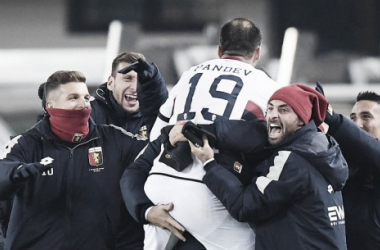 Genoa, la risalita firmata Ballardini | www.twitter.com (@GenoaCFC)