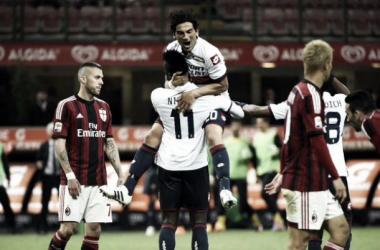 Victoria a placer del Genoa