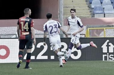 Goals and Highlights Genoa vs Fiorentina (1-2)