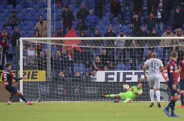 Serie A - Sanabria sbaglia il rigore allo scadere: brivido Roma, con il Genoa finisce 1-1