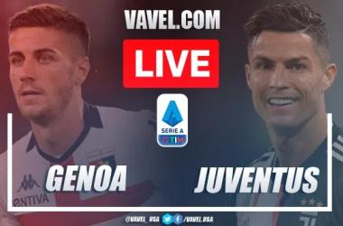Gols e melhores momentos de Genoa x Juventus na Serie A (1-3)