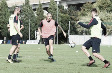 Genoa, Juric recupera qualche pezzo | www.twitter.com (@GenoaCFC)