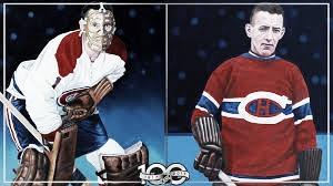 Jugadores Legendarios de la NHL: Georges Vezina