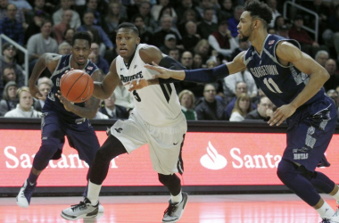 Georgetown's Dramatic Rally Falls Short As #20 Providence Prevails, 75-72