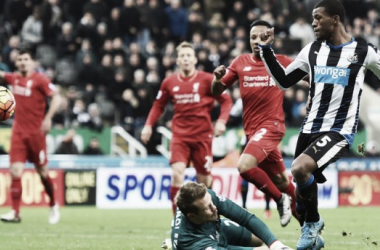 Newcastle United 2-0 Liverpool: Sigh of relief for McClaren