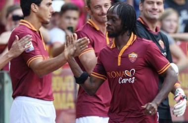 "Gervinho: ""La Roma è una big"""