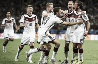 Alemania - Gibraltar: campeones contra novatos