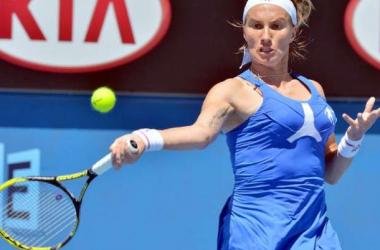 WTA Oeiras: l'espagnole Suarez-Navarro jouera Svetlana Kuznetsova