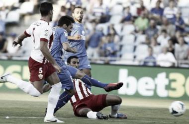 La U.D.Almería busca su primera victoria