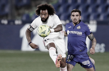 Getafe 0 a 0 Real Madrid (Getafe CF / Divulgação)
