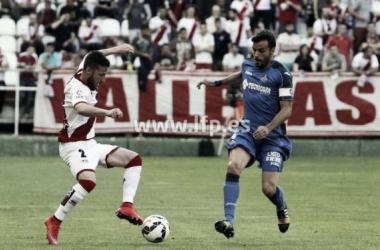 Duelo de la temporada pasada entre ambos equipos. Foto: lfp.es