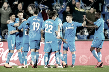 El acorazado de Bordalás: tres partidos sin encajar gol