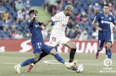 Getafe vs Sevilla/ Foto: LaLiga Santander