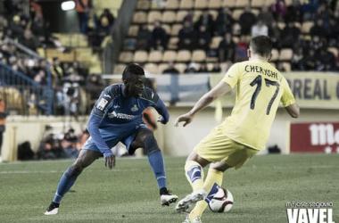 Resultado Getafe - Villarreal en la Copa del Rey 2015 (0-1)