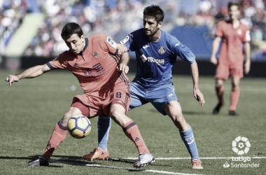 Getafe vs Real Sociedad // Fuente: LaLiga