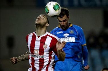 El Girona FC se despide de la Copa del Rey