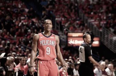 Momentazo NBA: Rondo reparte 21 asistencias y Pelicans vence a Warriors