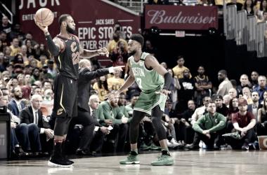 Imagen: David Liam en NBA.com/Cavaliers