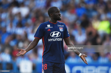 Tanguy Ndombele admits he would be interested in a move to Spurs