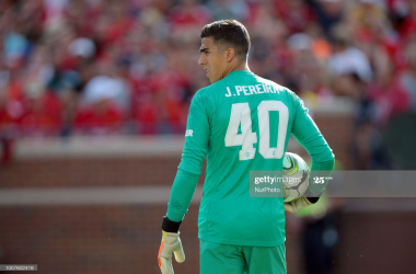 What should Manchester United do about Joel Pereira?